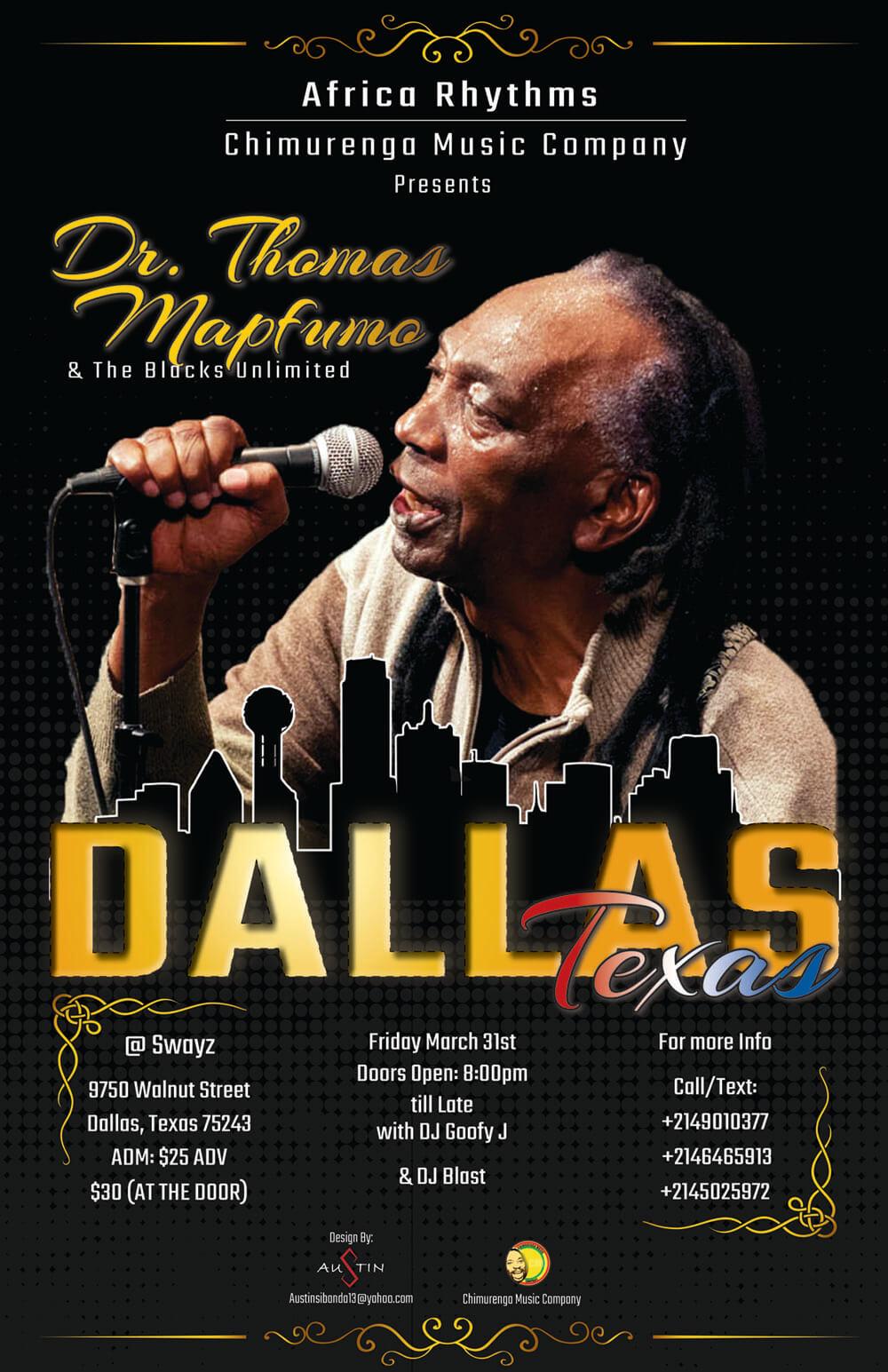 Africa Rhythm Poster