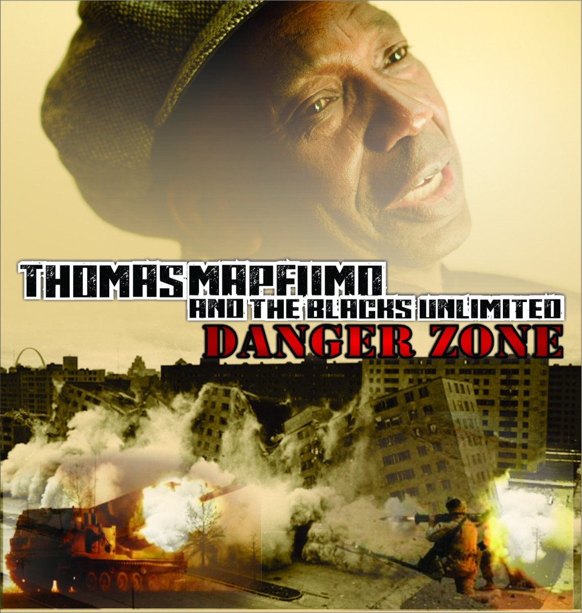 Danger Zone Cover