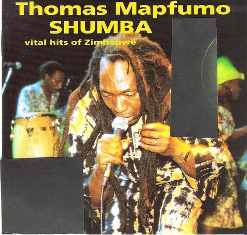 SHUMBA--vital hits of Zimbabwe.