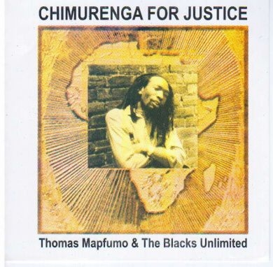 CHIMURENGA FOR JUSTICE,